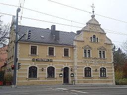 Friedberger Straße in Augsburg