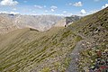 From the pass goes a very good trail. - panoramio.jpg