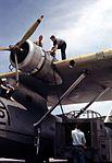 Fueling a plane at the Naval Air Base, Corpus Christi1a34919v.jpg
