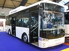 Mercedes Benz Oxnard >> List of electric bus makers and models - Wikipedia
