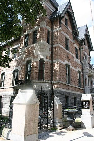 Grand Army of the Republic Hall (Worcester, Massachusetts) - Image: GAR Hall