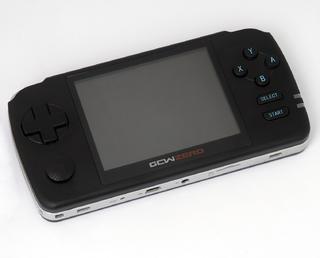 GCW Zero video game console