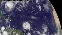 File:GOES-East Video of Jose and Maria.webm
