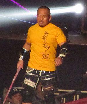 Gamma (wrestler) - Gamma in November 2016