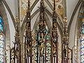 Gampern Kirche Flügelaltar Gesprenge 01.jpg