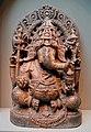 Ganesha, India, Karnataka, 1100s AD, chloritic schist - Arthur M. Sackler Gallery - DSC05292.jpg