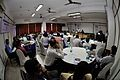 Ganga Singh Rautela Addressing - Opening Session - International Capacity Building Workshop on Innovation - NCSM - Kolkata 2015-03-26 4068.JPG