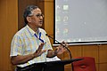 Ganga Singh Rautela Addressing - Opening Session - VMPME Workshop - Science City - Kolkata 2015-07-15 8484.JPG