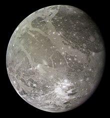 foto van Ganymedes