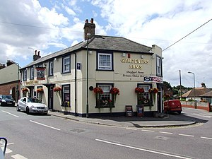 Higham, Kent - The Gardeners Arms