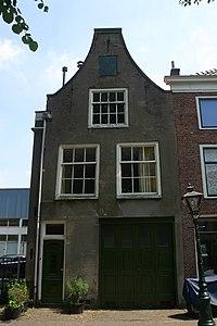 Garenmarkt 46, Leiden.JPG