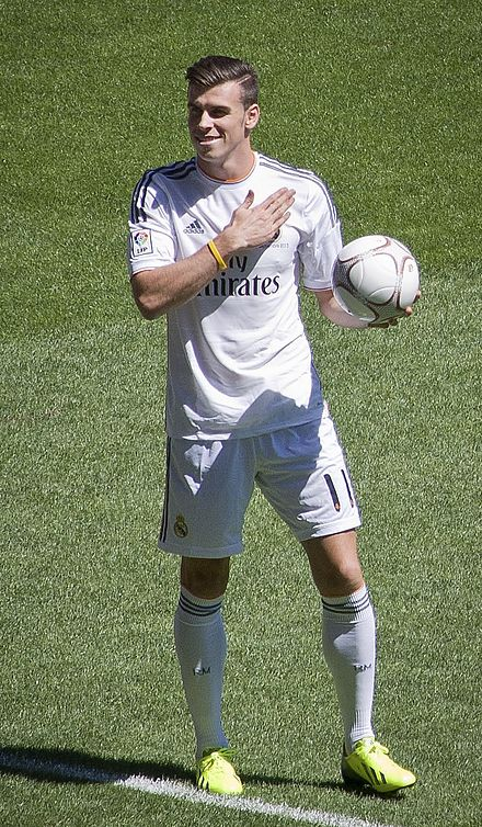 Gareth Bale's transfer to Real Madrid in 2013 was reportedly for a world record €100 million - Real Madrid C.F.