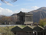 Garni, Pagan Temple & Fortress01.jpg