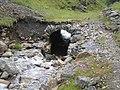 Garrigill Burn goes underground near Bentyfield Mine - geograph.org.uk - 1605612.jpg