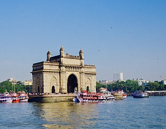 Gateway of India - The Gateway of India, Mumbai