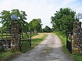 Gateway to Oxhill Manor - geograph.org.uk - 187172.jpg
