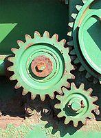 Zahnrad-Getriebe