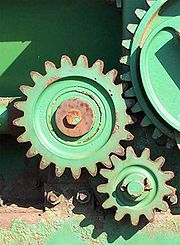 Gears large