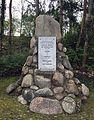Gedenkstein Karl-Marx-Str (Grünheide) Friedrich Wilhelm (Brandenburg).jpg