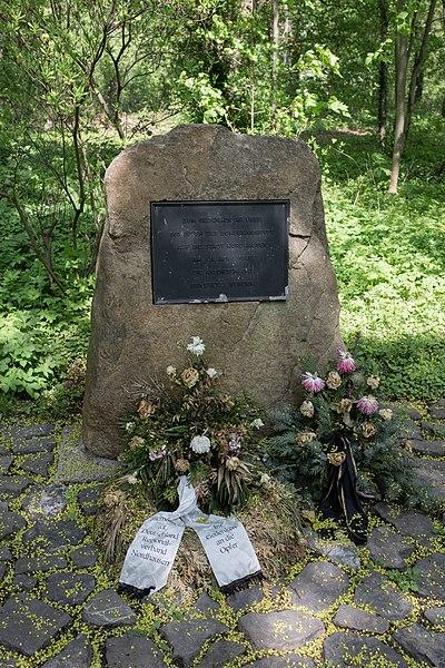 Datei:Gedenkstein Nordhausen.jpg