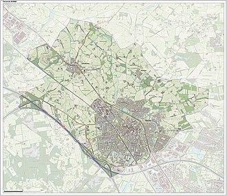 Borne, Overijssel - Image: Gem Borne Open Topo