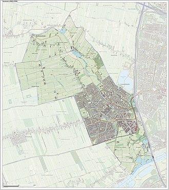 IJsselstein - Image: Gem I Jsselstein Open Topo
