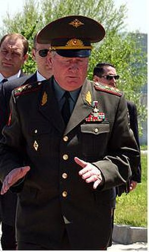 Alexander Ivanovich Baranov - Image: General Baranov