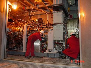 General Electric LM6000
