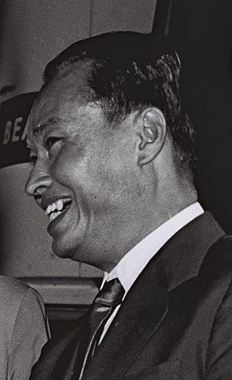 Prime Minister of Myanmar - Image: General Ne Win PM of Burma 1959