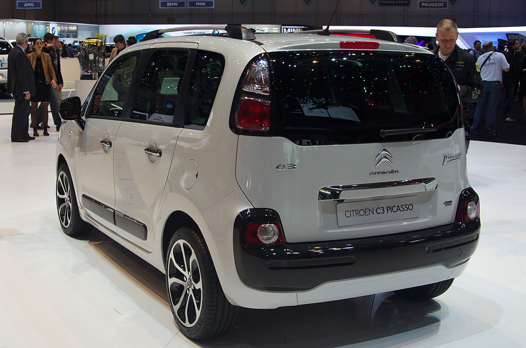 file geneva motorshow 2013 citroen c3 picasso wikimedia commons. Black Bedroom Furniture Sets. Home Design Ideas