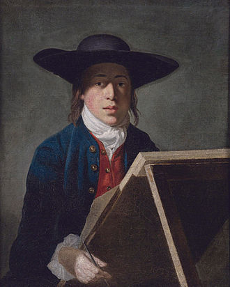 George Morland - George Morland (Henry Robert Morland, c. 1780)
