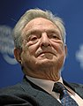 George Soros - World Economic Forum Annual Meeting Davos 2010 (cropped).jpg