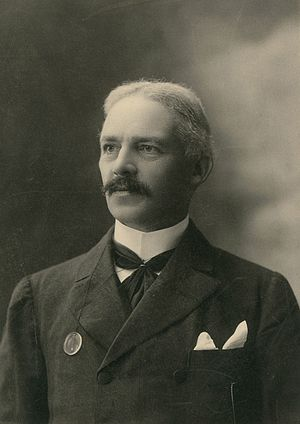 George Temple-Poole - George T.T. Poole c. 1918