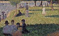 "Georges Seurat - Group of Figures (Study for ""Un dimanche à la Grande Jatte"") - BF2506 - Barnes Foundation.jpg"