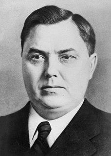 Georgy Malenkov Soviet politician
