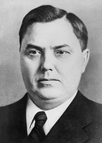 Georgy Malenkov - Image: Georgy Malenkov 1964