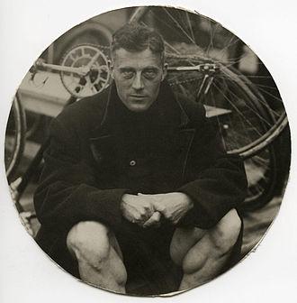 Gerard Bosch van Drakestein - Bosch van Drakestein in 1928