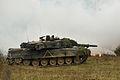 German Army Leopard II tank, PzBtl 104.jpg
