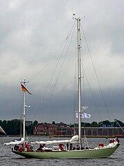 Germania VI KW08 Kiel2008