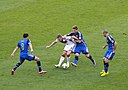 Germany and Argentina face off in the final of the World Cup 2014 -2014-07-13 (15).jpg