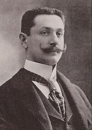 Gianni Bettini - Bettini in 1898, from The Phonoscope magazine
