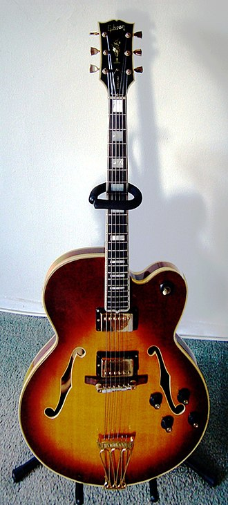 Gibson L-5 - Image: Gibson Byrdland