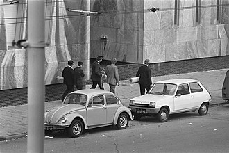 1974 French Embassy attack in The Hague - Image: Gijzeling Franse ambassade 15
