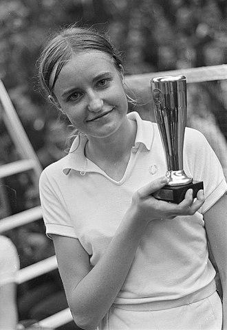 Gillian Gilks - Image: Gillian Gilks 1969