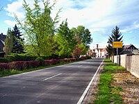 Gimbsheim- Ortseinfahrt von Eich (K 51) kommend 1.5.2008.jpg