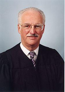 Douglas H. Ginsburg American judge