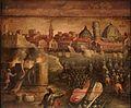 Giorgio vasari e aiuti, battaglia di barbagianni, presso pisa, 1563-65, 02.jpg