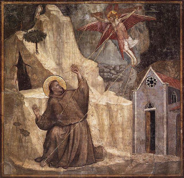 PROGRAMA 5 TEMPORADA 10 640px-Giotto_-_Sankt_Franciskus_stigmatisering