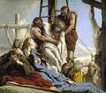 Giovanni Domenico Tiepolo - El Descendimiento.jpg