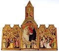Giovanni del Biondo - Incoronazione della Vergine - Valdarno.jpg